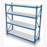 4 Layers Adjustable Rack Unit Office and Workshop Storage Shelving